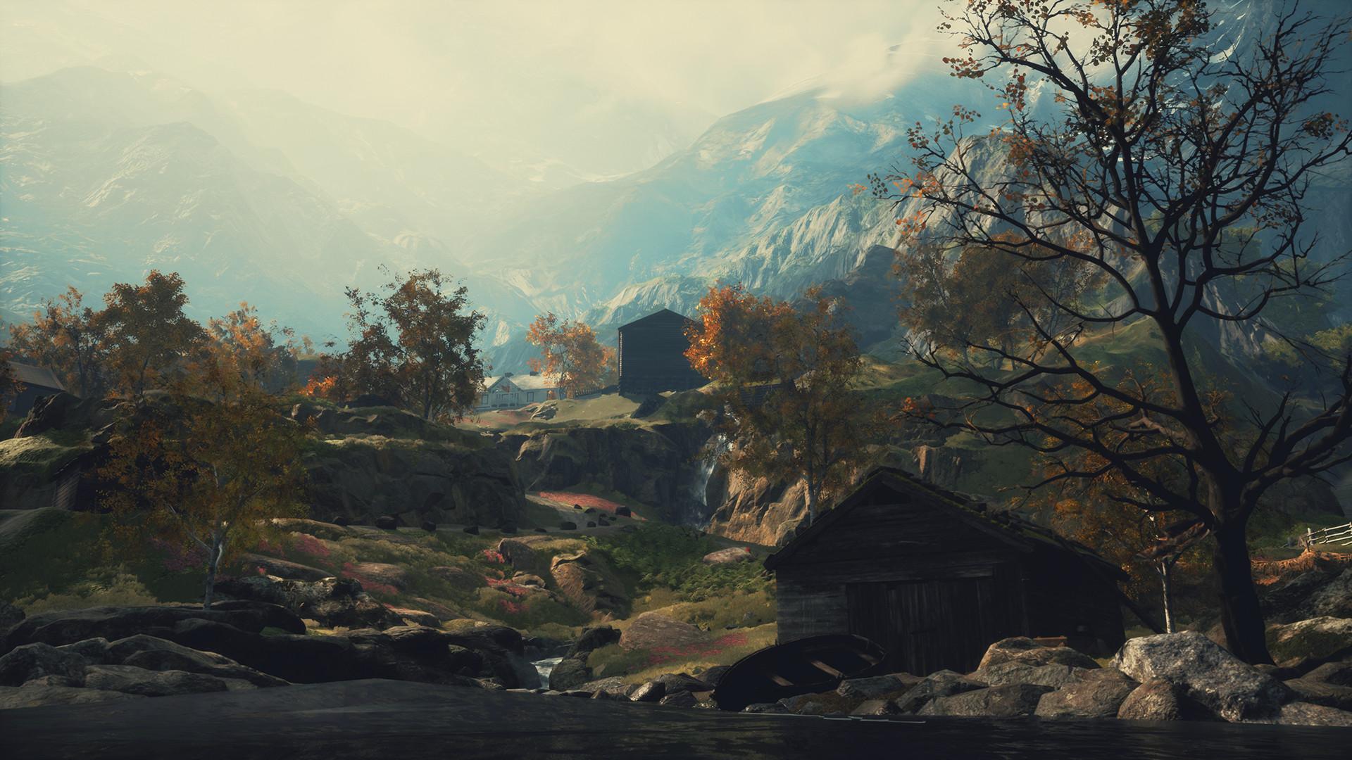 Draugen Screenshot 2