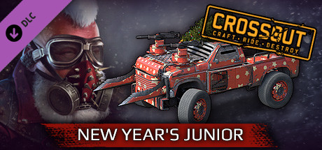 Crossout - 'New Year's Junior' Pack