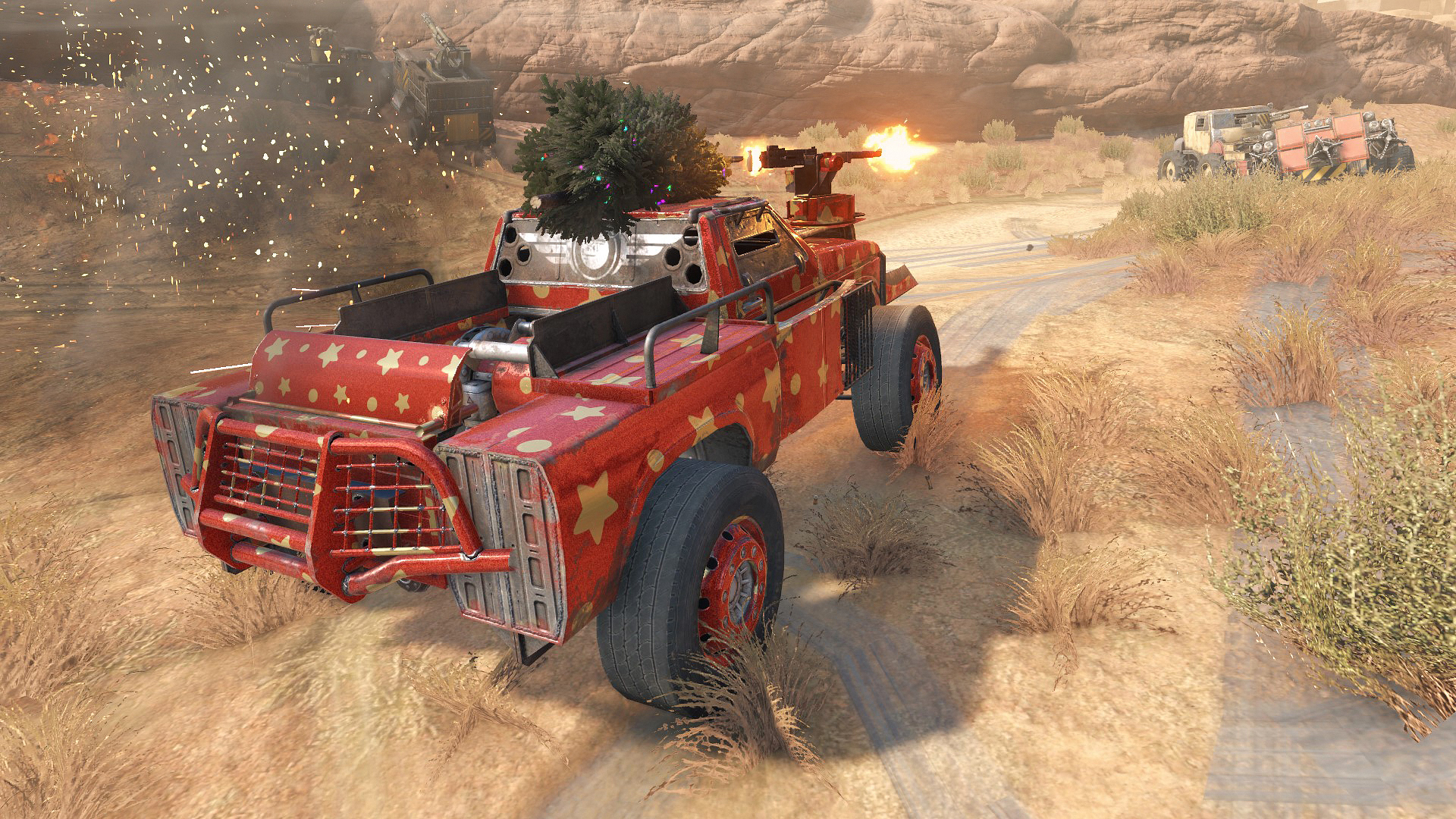 Crossout - 'New Year's Junior' Pack Steam Discovery