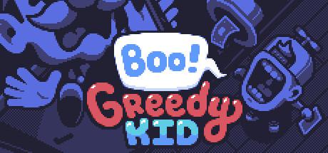 Boo! Greedy Kid cover art