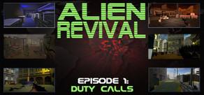 Alien Revival cover art