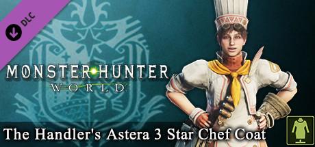 Monster Hunter: World - The Handler's Astera 3 Star Chef Coat