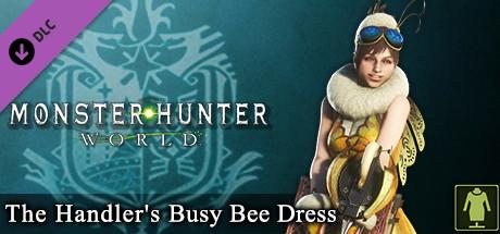 Monster Hunter: World - The Handler's Busy Bee Dress