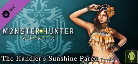 Купить Monster Hunter: World - The Handler's Sunshine Pareo (DLC)