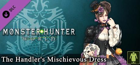 Monster Hunter: World - The Handler's Mischievous Dress