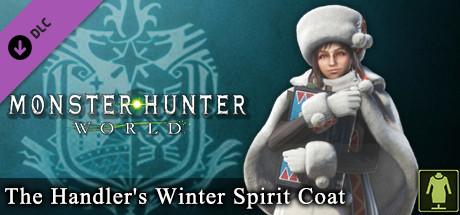 Monster Hunter: World - The Handler's Winter Spirit Coat