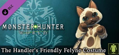Monster Hunter: World - The Handler's Friendly Felyne Costume