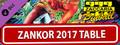 Zaccaria Pinball - Zankor 2017 Table