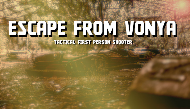 Download ESCAPE FROM VOYNA:  Tactical FPS survival free download