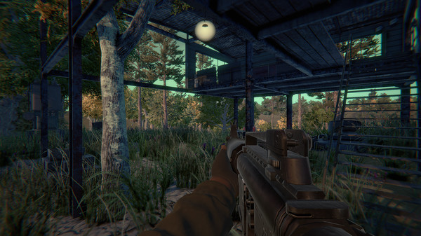 ESCAPE FROM VOYNA: Tactical FPS survival - SKIDROW