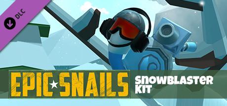Epic Snails - Snowblaster Kit