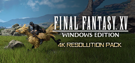 FFXV High-Resolution Pack