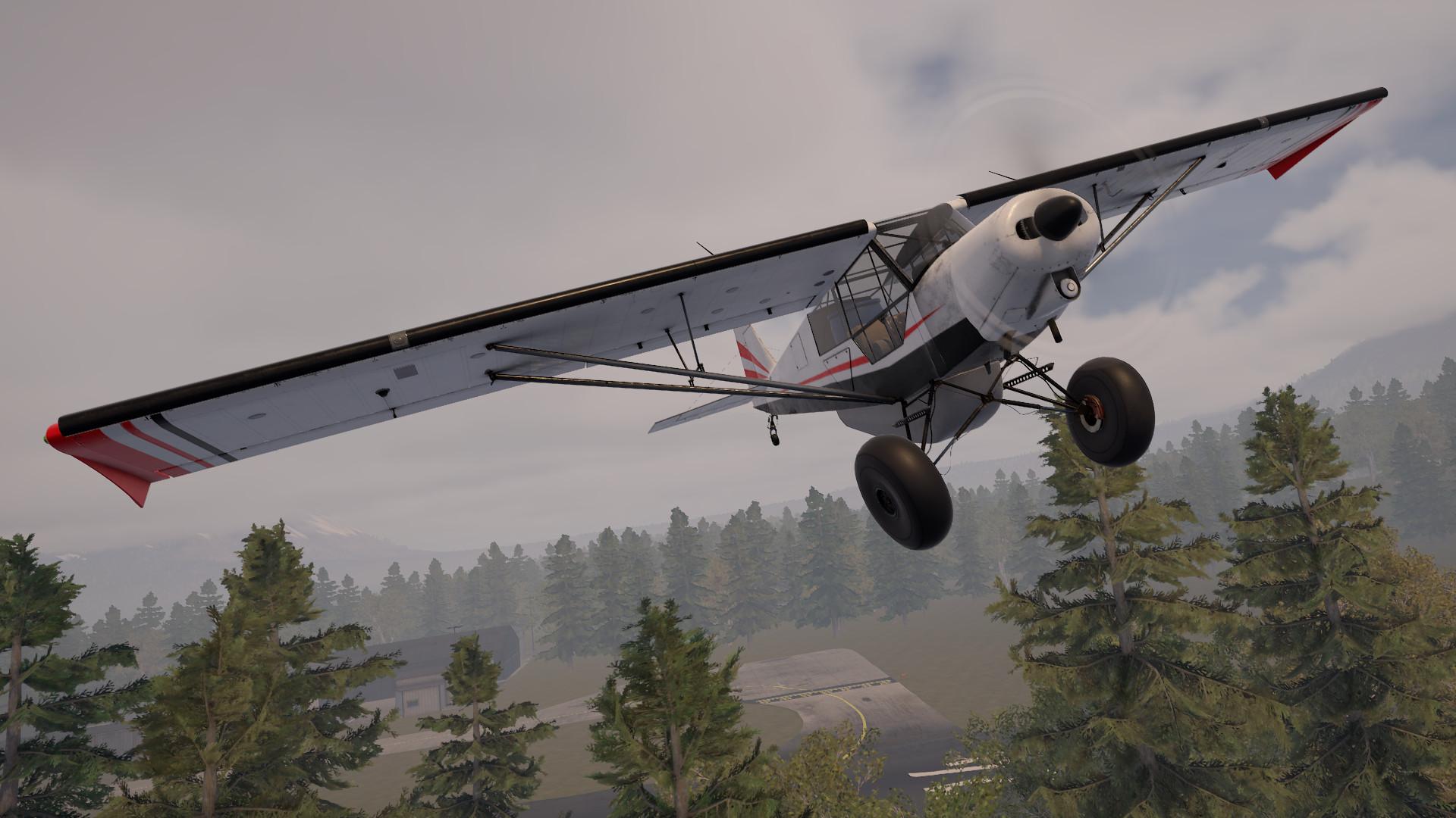 Deadstick - Bush Flight Simulator on Steam