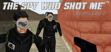 Teaser for The spy who shot me™