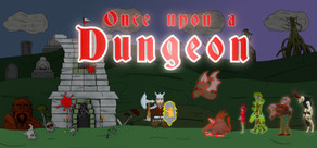 Once upon a Dungeon cover art