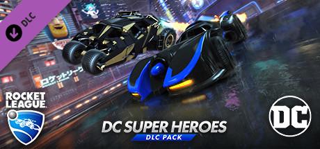 DC Super Heroes | DLC