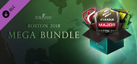 ELEAGUE 2018 Boston CS:GO Major Championship Mega Bundle