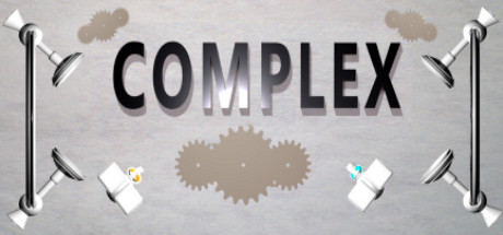 Teaser image for COMPLEX a VR Puzzle Game
