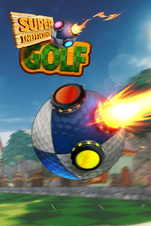Super Inefficient Golf poster image on Steam Backlog