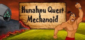 Hunahpu Quest. Mechanoid cover art