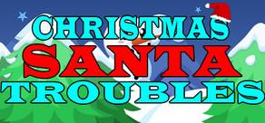 Christmas Santa Troubles cover art