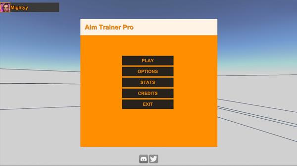 Aim Trainer Pro 12
