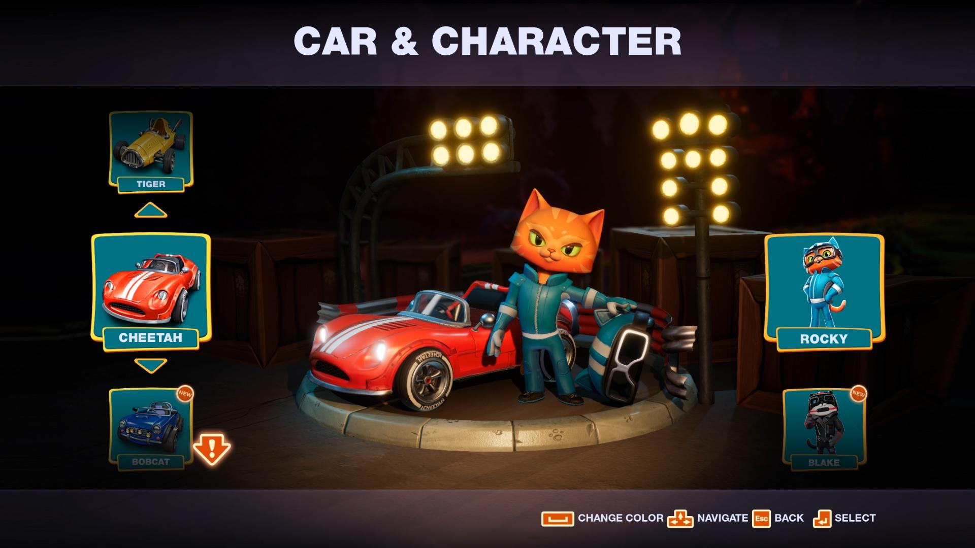 Meow Motors [2018|Rus|Eng]