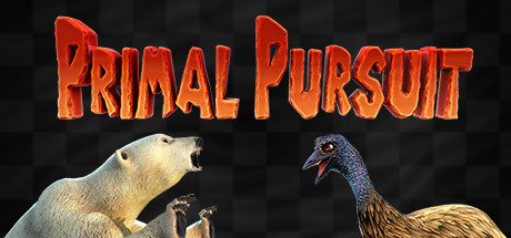 Primal Pursuit Capa