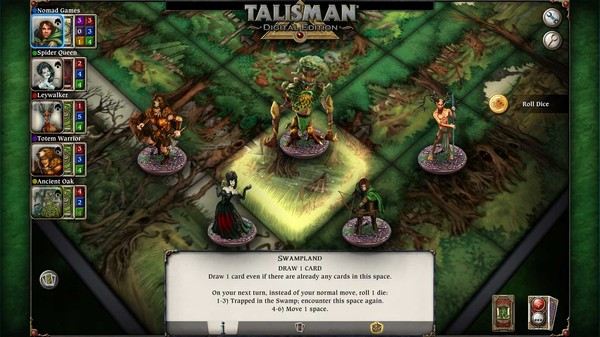 скриншот Talisman - The Woodland Expansion 0