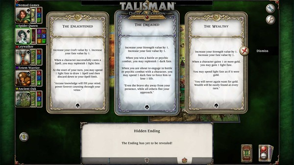 скриншот Talisman - The Woodland Expansion 3