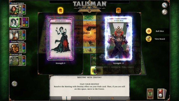 скриншот Talisman - The Woodland Expansion 2