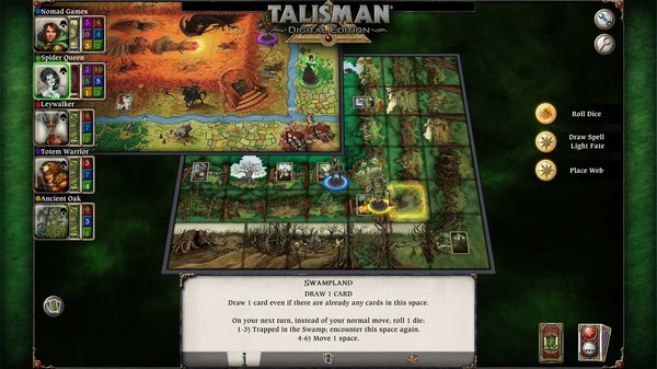 скриншот Talisman - The Woodland Expansion 1