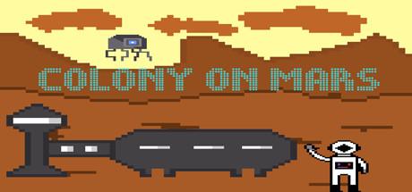 Colony On Mars cover art