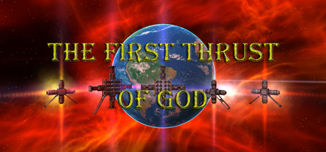 The first thrust of God cover art