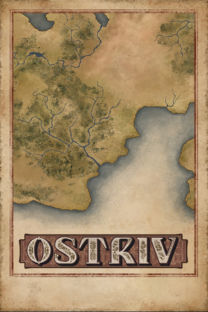 Ostriv poster image on Steam Backlog