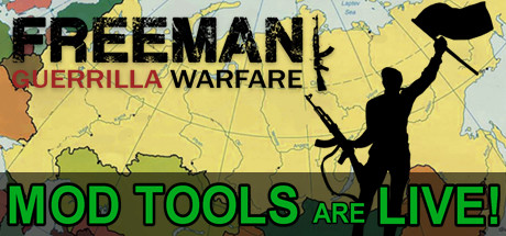 Freeman: Guerrilla Warfare Header