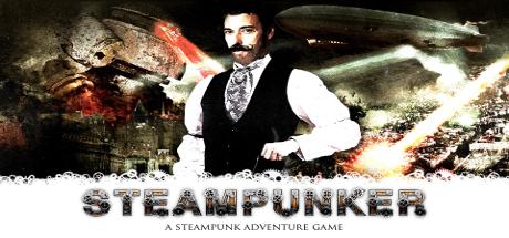 Steampunker cover art
