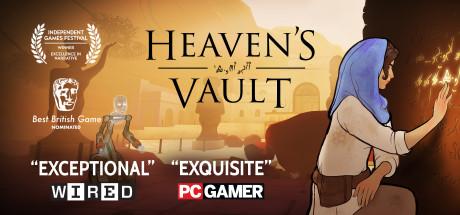 Heaven's Vault cover art