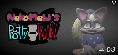 Nekomew's Potty Trouble