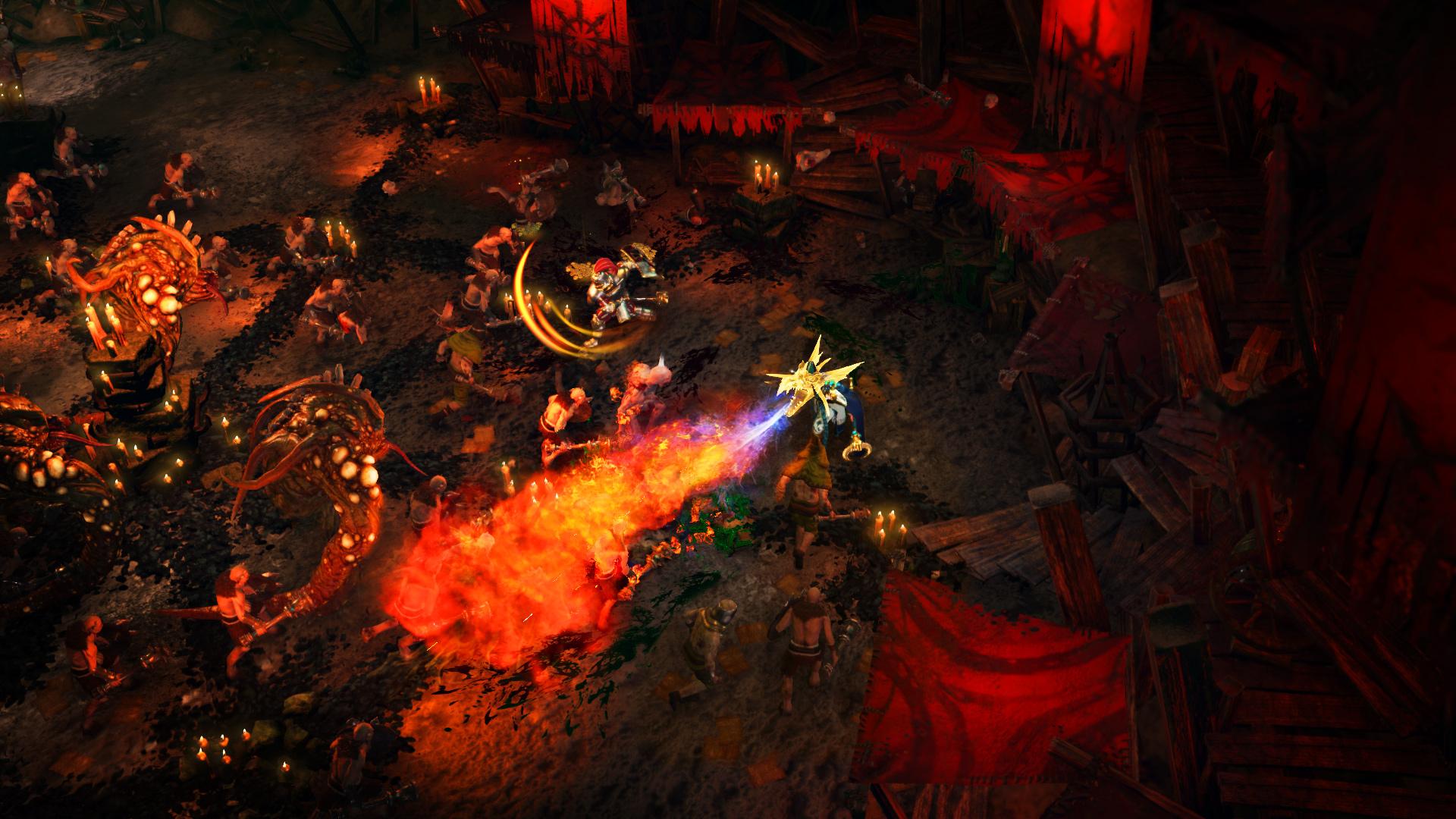 Warhammer: Chaosbane [2019|Rus|Eng|Multi13]