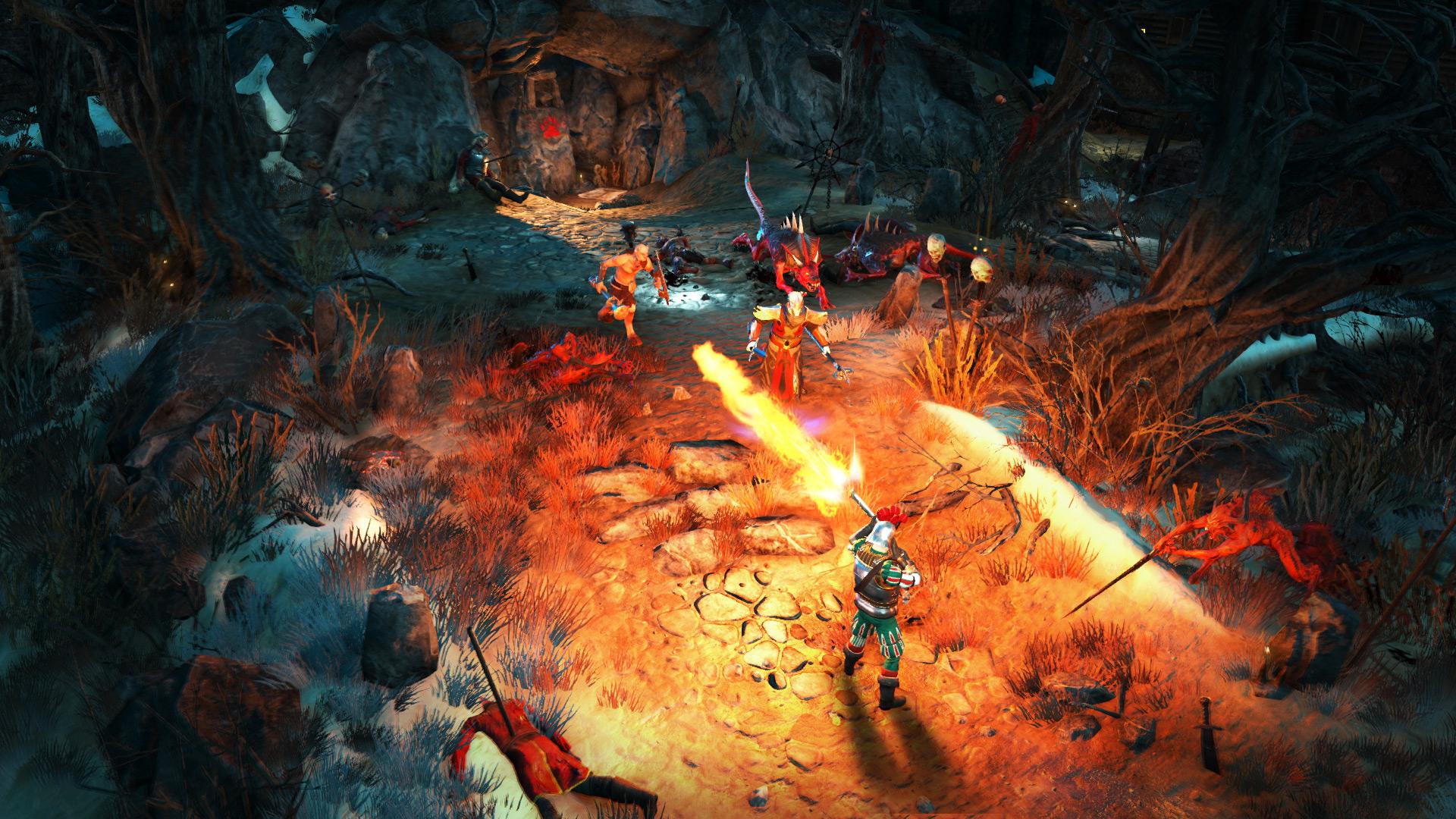 Znalezione obrazy dlazapytania Warhammer: Chaosbane