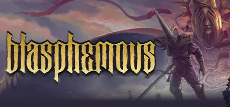 Blasphemous cover art