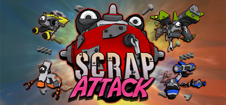 Teaser image for Scrap Attack VR