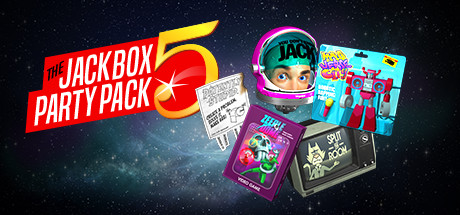 The Jackbox Party Pack 5 title thumbnail