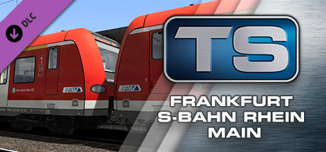 Train Simulator: Frankfurt S-Bahn Rhein Main Route Add-On