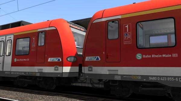 скриншот Train Simulator: Frankfurt S-Bahn Rhein Main Route Add-On 3