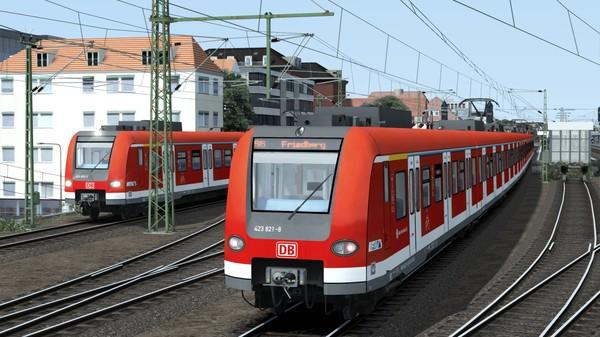 скриншот Train Simulator: Frankfurt S-Bahn Rhein Main Route Add-On 0