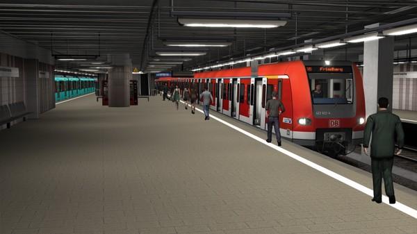 скриншот Train Simulator: Frankfurt S-Bahn Rhein Main Route Add-On 4