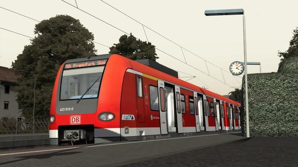 скриншот Train Simulator: Frankfurt S-Bahn Rhein Main Route Add-On 2