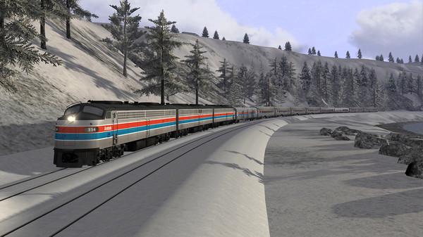 скриншот TS Marketplace: Amtrak E8 Scenario Pack 01 Add-On 5